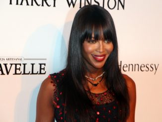 naomi campbell e fashion for relief